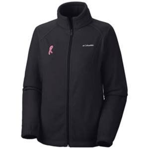 Columbia Omni Shield Full Zip Jacket Breast Cancer